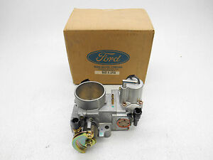 New Oem Ford Probe 2 0l Throttle Body With Tps Iac F32z 9e926 A Automatic