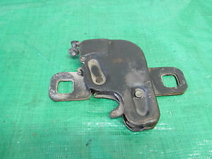 79 1993 90 Gt Mustang Hood Latch Lock Release Assembly Ford 5 0l Sku801