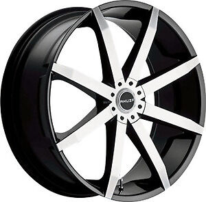 Akuza 843 Zenith 18 Wheel Tire