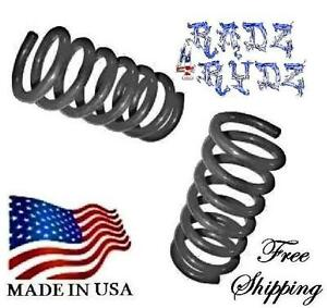 2009 2018 Dodge Ram 1500 2wd 4wd 2 Drop Rear Lowering Coil Springs Lowering Kit