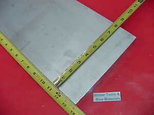 1 1 2 X 8 Aluminum 6061 Flat Bar 14 Long T6511 Solid Mill Stock Plate 1 50