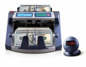Accubanker Ab1100plusuv Commercial Bill Counter Uv Counterfeit Detector