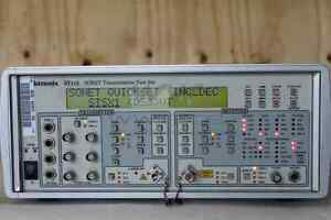 Tektronix Sonet Transmission Test Set St112