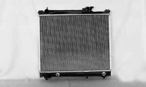For 2001 2004 Chevy Chevrolet Tracker 2 5l V6 Radiator