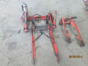 B Allis Chalmers Home Made 3 Point Assembly Item 404