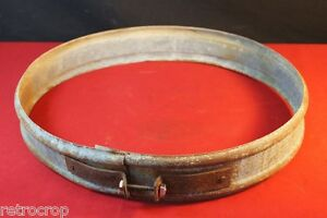 Rare Extension Ring For Poax Single Seed Hopper Ih Farmall Planter Cub C A