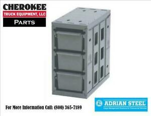 Adrian Steel Dc6 Composite Drawer Component 6 Wide