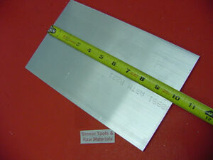 5 8 X 6 Aluminum 6061 Flat Bar 10 Long Solid T6511 Extruded Plate Mill Stock