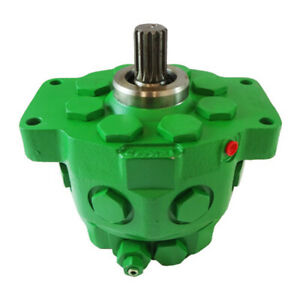 Ar97872 New Hydraulic Pump Assembly John Deere No Core Charge 300 500 600 2030