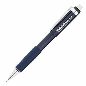 Pentel Twist erase Iii Automatic Pencil 0 9mm Blue pentel Qe519c 12 pk