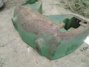 John Deere Front Weight Support Part R26557 R34292 R4111item 0060