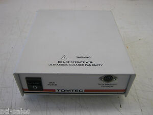 Tomtec 020846 01 Tip Wash Station Control Module female Reciever