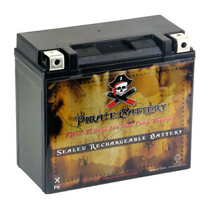 Ytx20hl bs High Performance Maintenance Free Sealed Agm Motorcycle Battery
