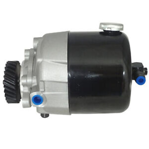 81871798 Tractor Power Steering Pump Ford New Holland 455c 555c 575c 655c