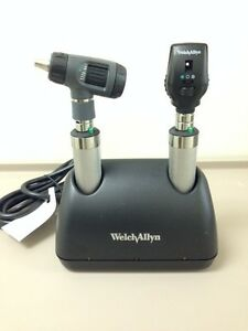 Welch Allyn Desk Universal Charger 2 Handles Heads New In Box 71641 m