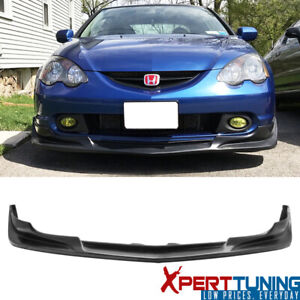 Fits 02 04 Acura Rsx C West Style Front Bumper Lip Spoiler Urethane