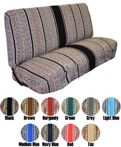 1950 S 2004 Chevy Pickup Truck Bench Seat Covers