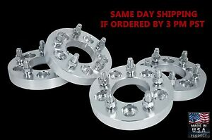 4 Pc Set Of Jeep Grand Cherokee 1993 1998 1 Thick Forged Wheel Spacers 5x4 5