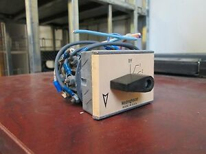 Westinghouse Rotary Switch 787a984g03 W2 Switch 20a 600v Used