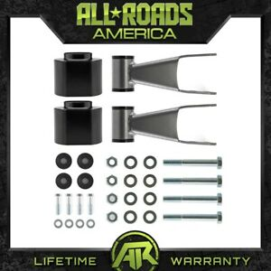 Full 2 Lift Kit For 1984 2001 Jeep Cherokee Xj Spacers Transfer Case Drop