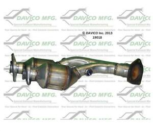 Fits Jeep Cherokee 4 0l L6 2000 2001 Front Y Pipe Catalytic Converter
