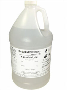 Nc 0428 Formaldehyde formalin 37 1 Gallon Preservative