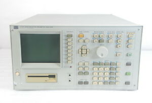 Hp agilent 4145b Semiconductor Parameter Analyzers