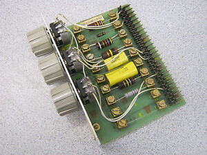 General Electric Pwc232a5234g1 Pcb Component Board