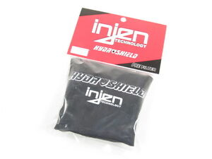 Injen Technology Hydro Shield Pre Filter Air Intake Filter Cover Black X 1034blk