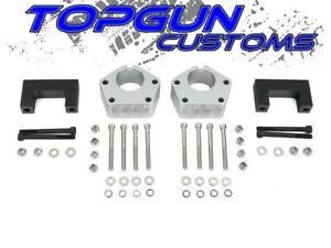 Fits 1986 1995 Toyota Ifs Pickup 3 Inch Lift Kit Spacers 4x4 W Shock Extenders