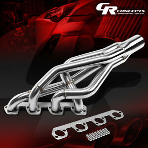 For Ford 71 80 Pinto 74 78 Mustang Ii 2 3 Stainless Exhaust Manifold Header