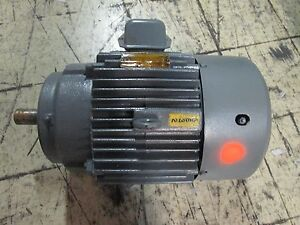 Reliance Motor 15hp 1760rpm 230 460v Used