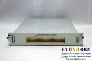 national Instruments Ni Scxi 1102 32 channel Thermocouple Amplifier Fast Ship