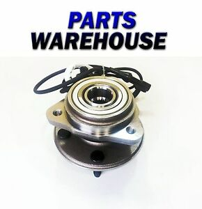 1 Front Hub Assembly For 01 02 Ford Explorer Sport Trac 4wd 1 Year Warranty