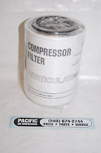 2236 1057 34 Chicago Pneumatic Oil Filter Replacement Part Air Compressor Parts