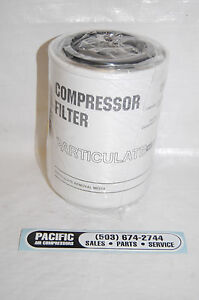 2236 1060 20 Chicago Pneumatic Oil Filter Replacement Part Air Compressor Parts