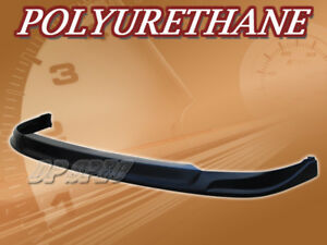 For 98 01 Acura Integra T c Poly Urethane Pu Front Bumper Lip Spoiler Body Kit