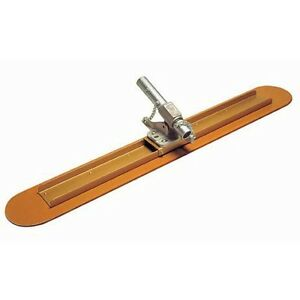 Kraft Tool Concrete Bull Float Laminated Canvas Resin 48 W ezy tilt Bracket
