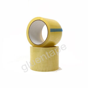 3 0 Mil Clear Carton Sealing Packing Tape 2 X 55 Yards 36 Rolls Case