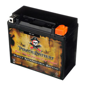 Ytx20l bs High Performance Maintenance Free Sealed Agm Motorcycle Battery