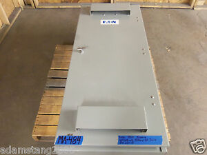 Cutler Hammer 3r 800 Amp Panel Panelboard Breaker 240v 120v Single Phase 700 1