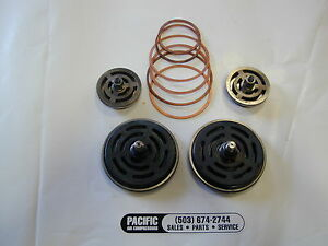 Champion Z111a Complete Valve Set W Gaskets Air Compressor Parts