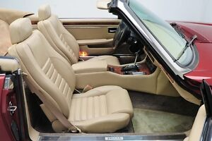 New Jaguar Xjs Coupe Or Convertible Leather Seat Covers Replacement 1975 1996