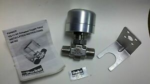 Parker Air Actuated Toggle Valve 6m v6lq 11ao ss free Shipping