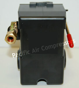 Champion P14204a Pressure Switch 95 125 Psi Air Compressor Parts