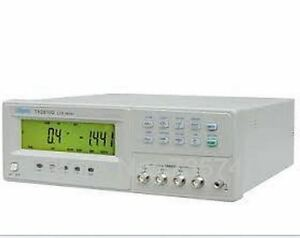 Th2810d Bench Top Lcr Meter Digital Electrical Bridge Impedance Measurement Test