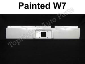 Painted Bright White W7 Roll Pan For 02 08 Dodge Ram 1500 03 09 Ram 2500 3500