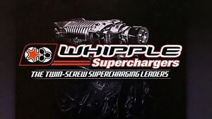 Whipple 11 12 Ford Mustang Gt 4 0l Sc Upgrade Kit Wk 200790p