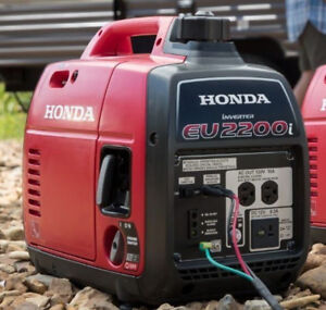 Honda Eu2200i Generator Brand New Model