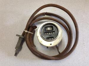 Vintage 1920 S Ford A T Essex Dodge Ac Spark Plug Co Speedo Cable Ends